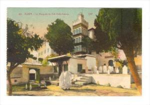 ALGER.-La Mosquee de Sidi-Abderhaman , 00-10s