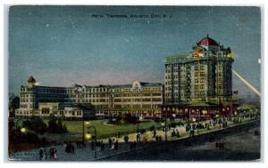 1907 Hotel Traymore, Atlantic City, NJ Postcard