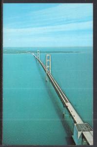 The Mackinac Bridge,MI BIN
