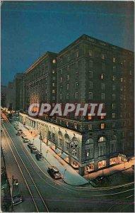 Postcard Modern mt Sheraton hotel royal montreal canada p q
