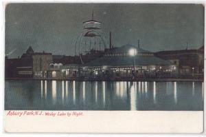 Wesley Lake, Ashbury Park NJ