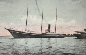 Peary's Artic Ship ROOSEVELT , 1908