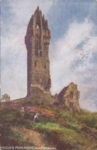 Tucks Wallace Monument Near Sterling Sterling Series 6157