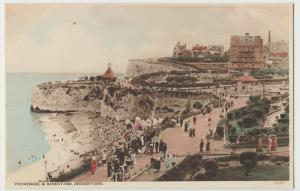 Kent; Promenade & Bandstand, Broadstairs PPC By Wards, Unposted, c 1930's