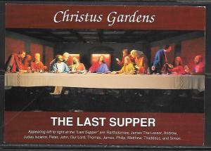 The Last Supper, Christus Gardens, Gatlinburg, TN, unused