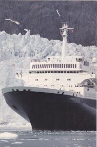 Holland America Line Cruise Ships to Alaska , 60-90s