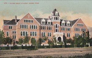 OGDEN , Utah, 1900-10s ; Sacred Heart Academy