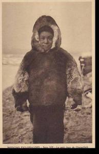 Missions Esquimaudes Serie VIII Le petit Jean de Chesterfield