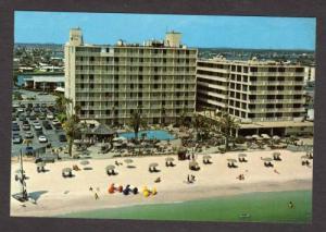 FL Holiday Inn Hotel Motel CLEARWATER FLORIDA Postcard