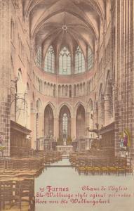 Belgium Furnes Choeur de l'Eglise