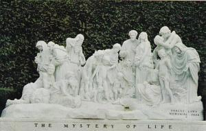This Largest Sculptured Group In Forest Lawn Has Won World Wide Acclaim Fores...