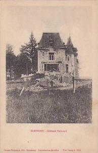 Chateau Poincare, Sampigny (Meuse), France, 1900-1910s