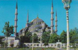 Turkey Istanbul Sultanahmet Camii