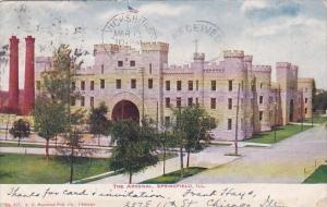 The Arsenal Springfield Illinois 1906