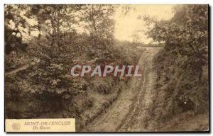 Old Postcard Mount of & # 39Enclus A ravine