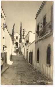 RP, Street View, Cuernavaca, Morelos, Mexico, 1920-1940s
