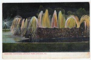 Chicago, ILL, Electric Fountain, Lincoln Park