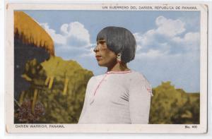 Darien Warrior, Panama