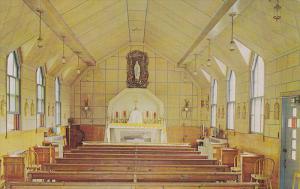 Grotte Notre-Dame de Lourdes / Church , LACHUTE , Quebec , Canada , 50-60s