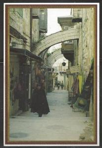Israel, Jerusalem, Via Dolorosa, unused