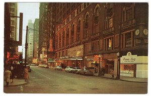Chicago, Madison Street And Morrison Hotel
