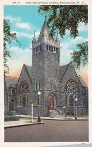 PARKERSBURG , West Virginia , 1941 ; First Presbyterian Church