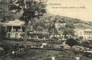 mexico, GUANAJUATO, Parque Florencio Antillon La Presa (1908) Stamp