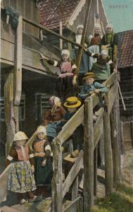 MARKEN , Netherlands , 00-10s ; Children