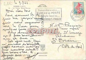 Postcard Modern Rennes LV Palace St. George