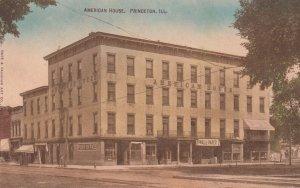PRINCETON , Illinois , 00-10s ; American House