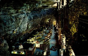 New Mexico Hollywood Fox Cave Interior View