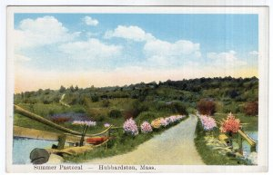 Hubbardston, Mass, Summer Pastoral