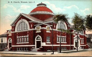 Indiana Warsaw Methodist Episcopal Church 1940