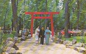 Alabama Birmingham Japanese Gardens