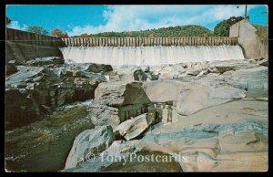 The Pot Holes at Shelburne Falls