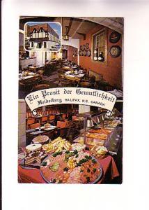 Threeviews, Interior, Exterior, Heidelberg Restaurant and Lounge, Halifax, No...