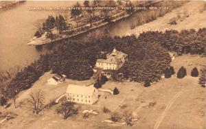 8682  NY Port Jervis  Aerial View of Tri-State Bible Conference