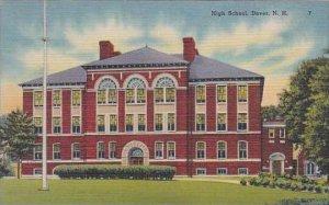 New Hampshire Dover High School Artvue