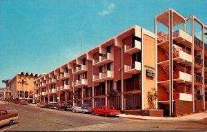 California San Diego The International Motel and Parkade