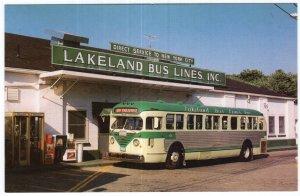 Lakeland Bus Lines #108