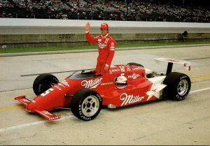 Indiana Indianapolis Indianapolis Motor Speedway Danny Sullivan