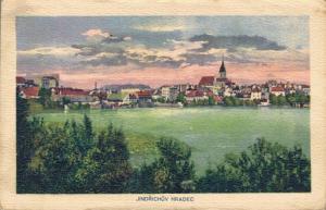 Czech Republic Jindřichův Hradec 02.65