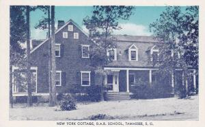 New York Cottage, D.A.R. School, Tamassee, South Carolina, 10-20s