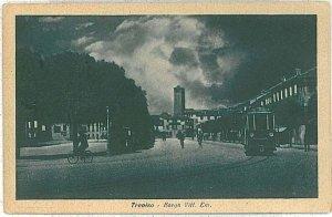 CARTOLINA d'Epoca - TREVISO Città: TRAM 1922