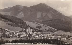 RP, Student, 1534m., Steiermark, MARIAZELL (Styria), Austria, 1920-1940s