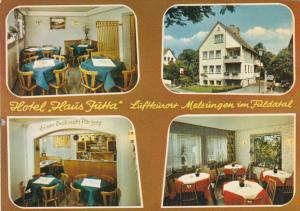 Germany Hotel Haus Jutta Luftkurort Melsingen Im Fuldatal