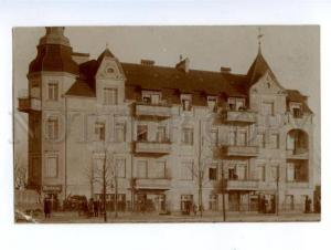 138411 Germany RESTAURANT Vintage photo postcard