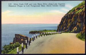 Silver Creek Cliff,Lake Shore Drive,Lake Superior,MN