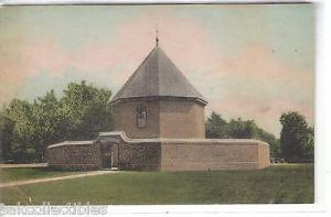 The Powder Magazine-Willimasburg,Virginia (Hand Colored)