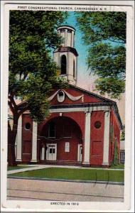 1st Congregational Church, Canandaigua NY